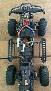 Axial scx10 Chassis inkl. Elektronik und Fernsteuerung