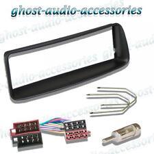 Peugeot 206 & CC Facia Fascia Car Audio Stereo Fitting Kit Adapter Plate