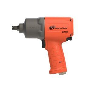 "1/2"" Drive Air Impact Wrench, Hi-Viz Orange IRT2235TIMAX-O Brand New!"