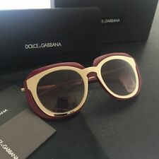 66665894dbae Dolce Gabbana Gradient Round Sunglasses for Women for sale