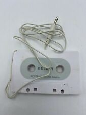 Belkin in Car Mobile Cassette Adapter for Mp3 Player White