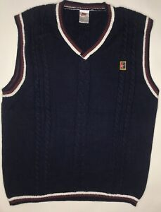 Nike Knitted Vest Vintage Very Rare Exclusive