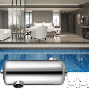Wärmetauscher 135 KBtu/h Schwimmbadwärmetauscher Schwimmbad Whirlpools Pool