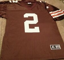Starter Cleveland Browns Football Jersey, Couch #2, Size 48