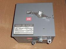 GENERAL ELECTRIC GE FVK FVK421R 30 AMP 240V FUSIBLE BUS PLUG