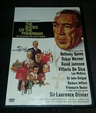 The Shoes of the Fisherman DVD (Bilingual) Anthony Quinn English and French