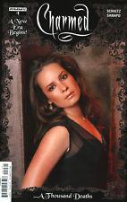 Charmed #1 Photo Variant Cover Piper /  Dynamite Comics RARE HTF