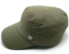 ADIDAS cadet style taupe adjustable cap / hat - 100% cotton