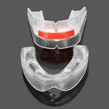 Mouth Guard Gum Shield Teeth Protector Martial Arts Boxing MMA Sanda Mouthguard