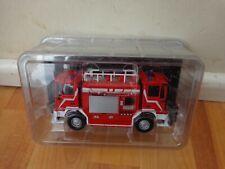 1/64 SCALE 2001 JANUS 4000 BI-FRONTE BAI - DEL PRADO FIRE ENGINE TRUCK MODEL