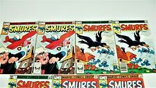 Smurfs No.1-2-3 - 7Book Lot