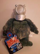 Hoptoys Robot Monster Deluxe Plush
