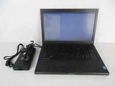 "Dell Precision M6800 17.3"" Laptop: i7-4930MX 3.0GHz - 32GB - No HDD - K4100M 4GB"