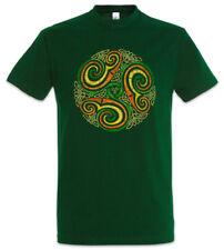 Celtic Circle T-Shirt Celts Knot Religion Sign Symbol Tribal Keltischer Kreisel