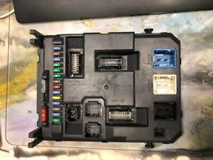 Citroen & Peugeot BSI Control Unit  9666952280  With  PIN CODE