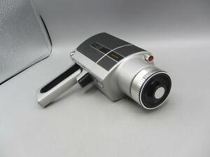 Argus Model 816 Super 8 Movie Camera w/ f1.8 10.5-35mm Lens