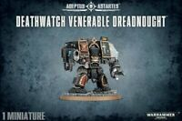 40K Venerable Dreadnought Space Marines Warhammer Adeptus Astartes Deathwatch