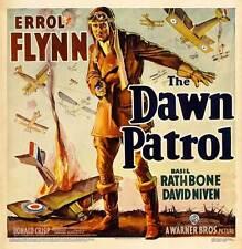 THE DAWN PATROL Movie POSTER 30x30