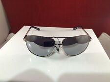NEW UNISEX FASHION DESIGNER SUNG. UV OPTICAL QUALITY (silver frame mirror glass)