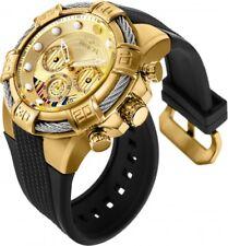 New Mens Invicta 26271 Bolt Limited Edition Chronograph Black Strap Watch
