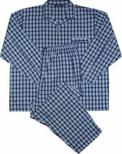Pijamas y batas de hombre de poliéster talla XL