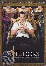 Tudors - The Complete First Season (DVD, 2008, 4-Disc Set)