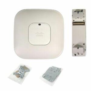 NEW Cisco AIR-CAP3602I-A-K9 Dual Band Access Point + AIR-RM3000AC-A-K9 AC Module