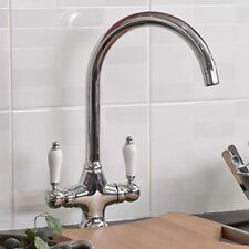 Chrome Chrome Modern Kitchen Taps