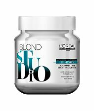 L'Oreal Blond Studio Platinum Ammonia Free Lightening Paste 500ml Tub