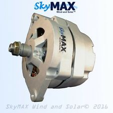 DC permanent magnet alternator 12 volt for building a wind turbine generator pmg