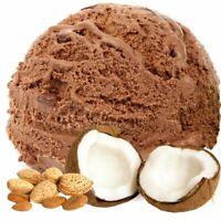 Cocco Mandorla Cioccolato Gusto Eispulver Softeispulver 1:3, 1 KG