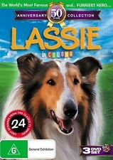 Lassie : 50th Anniversary Edition Collection : NEW DVD