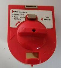 Tomy vending machine coin mechanism