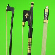 Plrofessional 4/4 Carbon fiber violin bow.violin Accessorie.