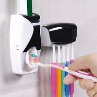 Bath Accessories Toothbrush Holder Squeezer Automatic Toothpaste Dispenser 2019n