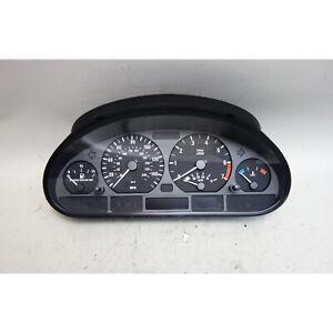 1999-2005 BMW E46 3-Series 4door Instrument Gauge Cluster Speedo for Auto Trans