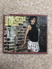 Dannii Minogue vs. Dead Or Alive – Begin To Spin Me Round - CD maxi single