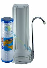Aqua Pro Water Filter- USA Cartridge removes Chlorine, Cysts, Taste & Odour