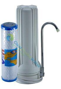 Aqua Pro Water Filter- USA Cartridge removes Chlorine, Cysts, Taste & Odour