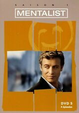MENTALIST SAISON 1 - DVD 5 (4 épisodes) SIMON BAKER /*/ DVD SERIE TV NEUF/CELLO
