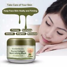 100g Korean Pig Leather Collagen Mask Anti Aging&Wrinkle Cream Magic Facial Mask