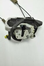 NISSAN SENTRA Front Left LH Door Lock Latch Actuator OEM 2007 - 2012 *