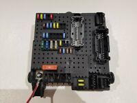 AQ191758 2005 VOLVO XC90 REAR COMFORT CONTROL FUSE BOX 8676391 OEM