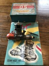 Vintage Ogawa OS 29 Twin Stack Engine
