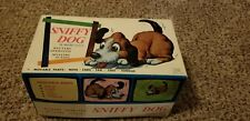 Vintage 1960's ALPS Japan Sniffy Dog Toy Excellent Condition With Original Box