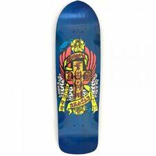 DOGTOWN SKATES / ERIC DRESSEN BLUE POOL HANDS SKATEBOARD DECK / 8.875 X 32 INCH