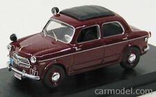 Rio-models 4319 scala 1/43 fiat 1100 polizia - police 1957 bordeaux