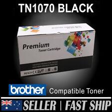 1x TN1070 BLACK Toner Cartridge for Brother DCP1510 HL1110 HL1210W MFC1810