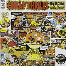 Big Brother and The Holding Company - Cheap Thrills [CD]