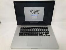 MacBook Pro 15 Retina Mid 2015 2.5GHz i7 16GB 512GB Good Condition - READ